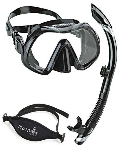 Atomic Venom Dive Mask SV2 Snorkel Combo