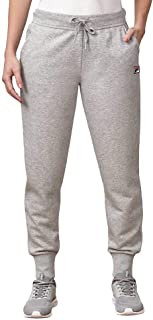 Fila Ladies' Heritage French Terry Jogger (S, Grey)