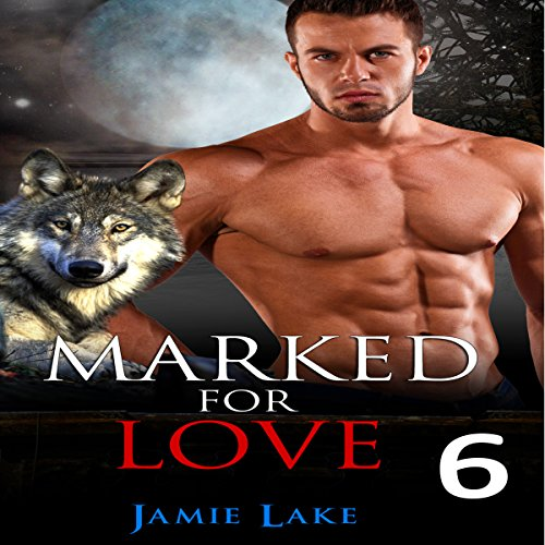 Marked for Love, Book 6 cover art