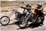 MKAN Peter Fonda Kult-Szene Mit Dennis, Hopper Riding Bikes