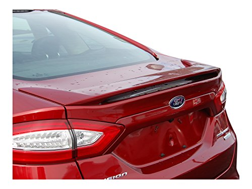 Spoiler and Wing King brand Factory Style Spoiler for the Ford Fusion 2013-2020 Painted in the Factory Paint Code of Your Choice 525 UJ