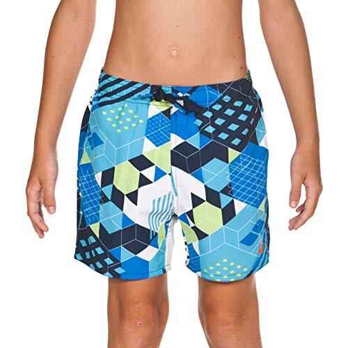 Arena Cubes Jr Boxer Zwemshorts voor kinderen