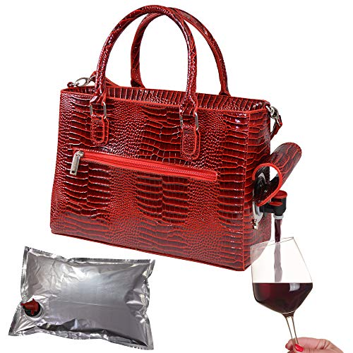 Insulated Wine Purse