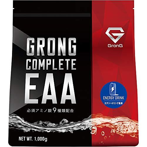 GronG(グロング) COMPLETE EAA 必須アミノ酸 エナジードリンク風味 1kg