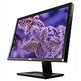 """Dell Schermo Piatto PC 22"""" P2210t P2210f TFT TN VGA DVI - D Display 4xUSB 16:10 VESA"""