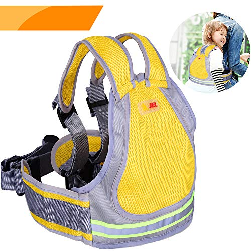 Jolik Child Motorcycle Safety Harness with 4...