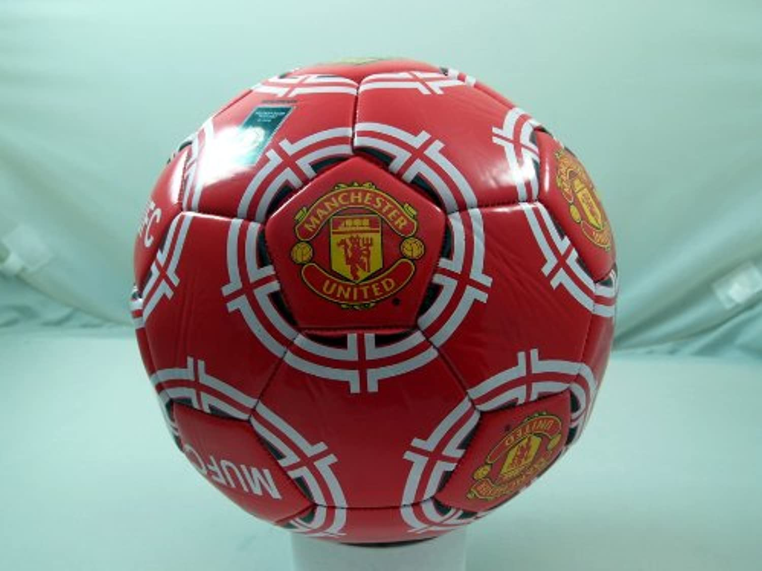 MANCHESTER UNITED FC OFFICIAL SIZE 5 SOCCER BALL  096