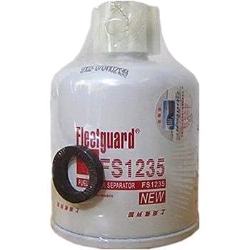Fleetguard Fuel/Water Sep Spin-On FS1235