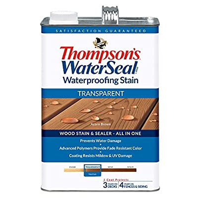 Thompsons WaterSeal Natural Wood Protector