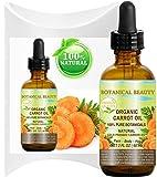 ORGANISCHES KAROTTENÖL 100% rein / natürlich / unverdünnt Für Haut, Haar, Lippen und Nagelpflege. 2 Fl.oz - 60 ml