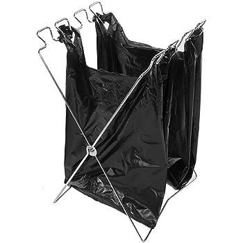 【 簡単 設置 】 折り畳み 式 ゴミ 袋 スタンド コンパクト 分別 アウトドア キャンプ レジャー ECO 防災 【COM-SHOT】 MI-CAMPBOX