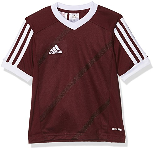adidas Kinder Tabela 14 Trikot, Light Maroon/White, 116
