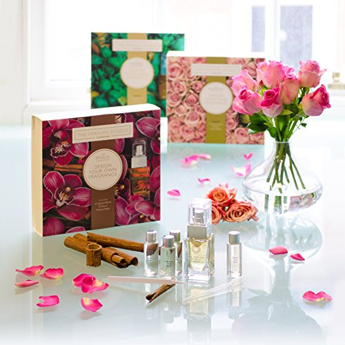 Dein eigenes Parfüm Set - The Sensual Collection