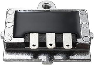 quickbuying 1pcs 20 Amp 12 V repuesto Regulador Rectificador De Voltaje AC B + AC para