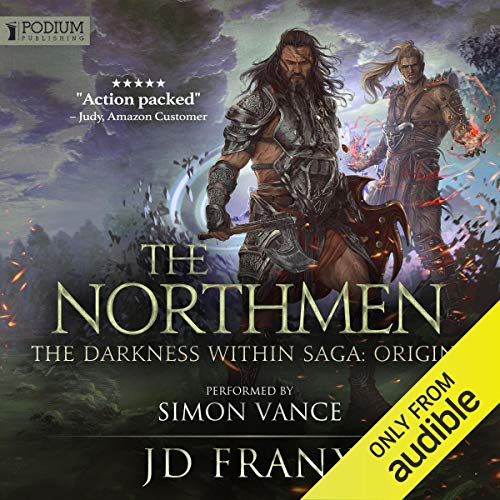 The Northmen audiobook cover art
