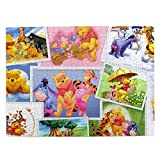 EXking Wood Puzzles Winnie The Pooh Wooden Jigsaw Adult Games Family Puzzle Children Puzzle, Boredom Buster Activity, Brain Teaser for Boys Girls Gifts Challenging Puzzle Game