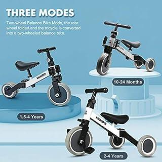 Kids Tricycles Toddler Baby Trike Boys Girls 3 Wheel Balance Bike Tricycle