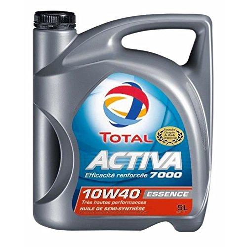 TOTAL 148032 Activa 7000 10W40, 5 L