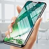 iPhone X Panzerglas, innislink Schutzfolie iPhone X Folie 3D Full Cover Glas 9H Härte Dünn...