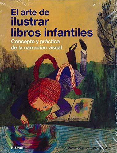 El arte de ilustrar libros infantiles: Concepto y práctica de la narración visual