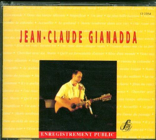 Jean-Claude Gianadda (Enregistrement Public) [Import anglais]