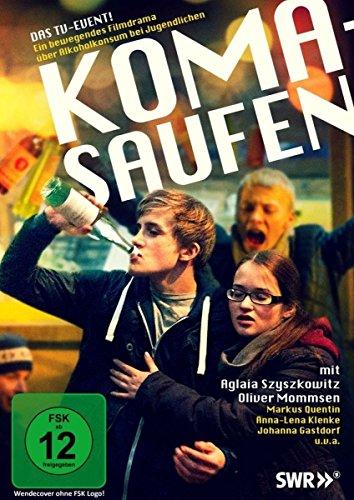 Komasaufen (TV-Event über das brandaktuelle Thema Alkoholkonsum) [Alemania] [DVD]