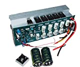 Electronic Works 500 watt Mosfet Audio Amplifier Board Mono kit 5200 and 1943