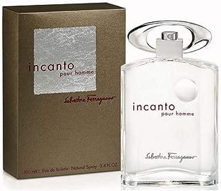 Salvatore Ferragamo Incanto - perfume for men, 100 ml - EDT Spray