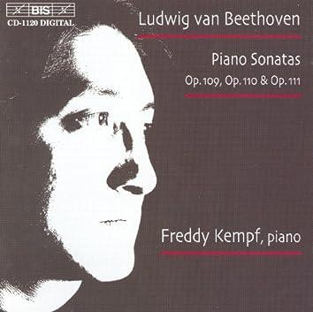 Beethoven: Piano Sonatas Nos. 30-32