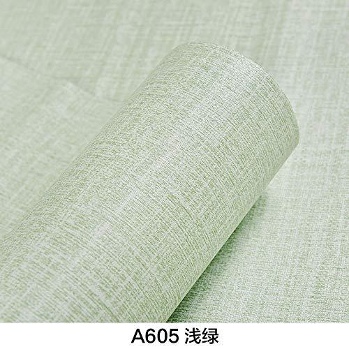 Chinesische Hotel Tapete Wohnzimmer Tapete Aufkleber Tapete Imitation Tuch Muster einfach einfarbig Imitation Wand Tuch Schlafzimmer Wohnzimmer Tapete selbstklebend 60cmx15m