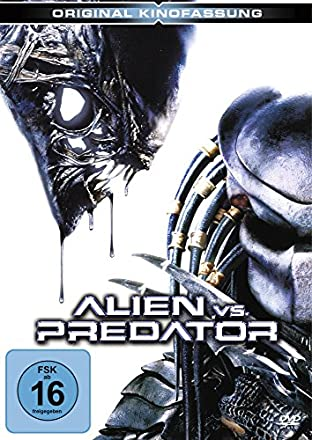 Alien Vs Predator Fernsehserien De