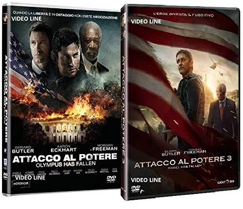 Attacco al Potere / Attacco Al Potere 3 - Angel Has Fallen (2 Film DVD) Edizione Italiana