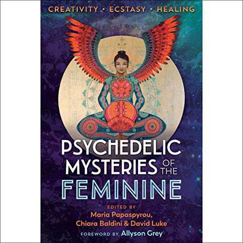 Psychedelic Mysteries of the Feminine cover art