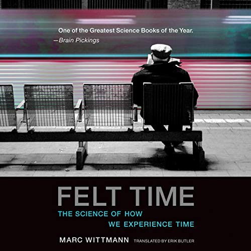 Felt Time audiobook cover art