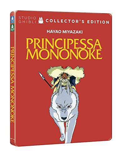 Principessa Mononoke (Steelbook) (2 Blu-Ray)
