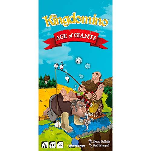 Blue Orange Games Age of Giants [Erweiterung für Kingdomino] Mehrfarbig 03603