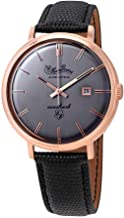 Lucien Piccard Seashark Grey Dial Men's Watch LP-18115-RG-04