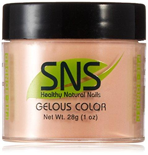 SNS Nails Dipping Powder No Liquid, No Primer, No UV Light - 44