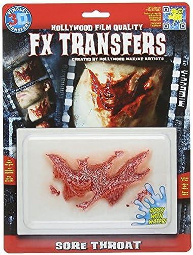 Tinsley Transfers Sore Throat Tattoo Kit by Tinsley Transfers