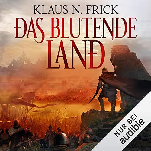 Das blutende Land audiobook cover art