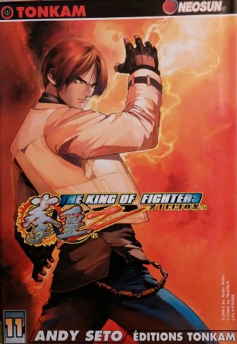 The king of fighters Zillion. 11