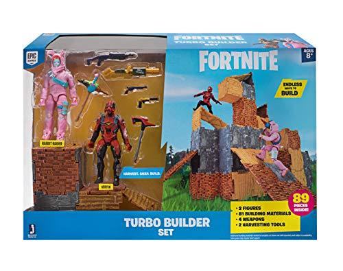 Fortnite Set de juego con 2 Figuras, multicolor (Jazwares FNT0115) 2