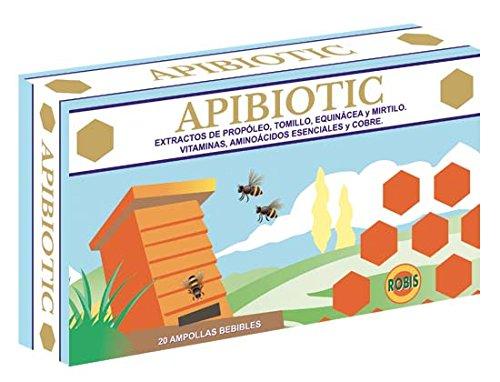APIBIOTIC 20 ampollas