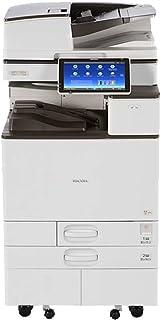Ricoh Aficio MP C4504 Tabloid/Ledger-Size Color Laser Multifunction Copier - 45ppm, Copy, Print, Scan, 2 Trays, Stand