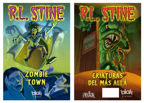 Zombie Town & Criaturas del más allá / Zombie Town & The Creatures from Beyond
