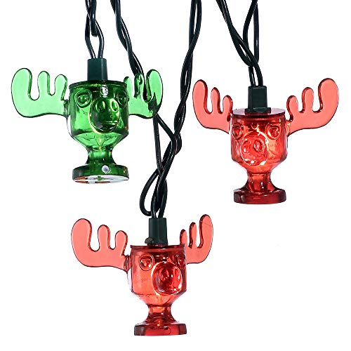 Wally World Moose Light Set