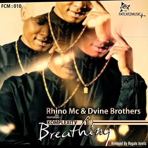 Rhino MC & Dvine Brothers feat. Komplexity