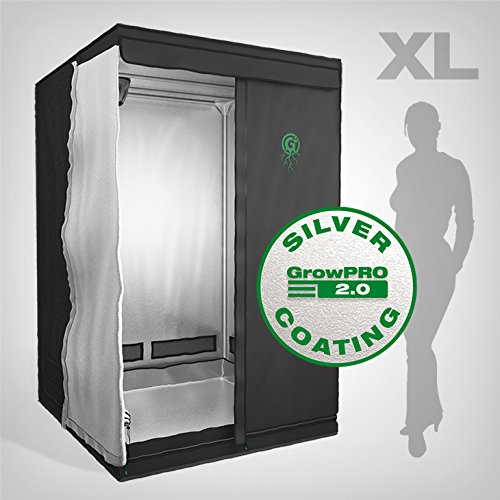 Grow Box GrowPRO 2.0 XL - 120x120x200cm - Coltivazione Indoor, Idroponica Indoor Grow Room