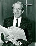 Horst Eylmann, CDU-Politiker 1993 - Vintage Press Photo
