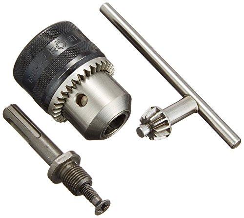 Bosch Adaptador SDS plus con portabrocas (1,5 - 13 mm, accesorio para martillo perforador)